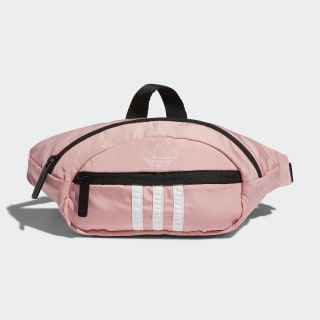 National 3-Stripes Waist Pack Light Pink CM3829