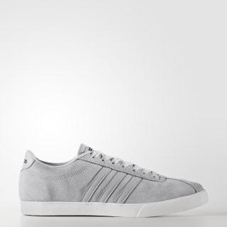 Кроссовки Courtset grey two f17 / grey two f17 / core black BB9658