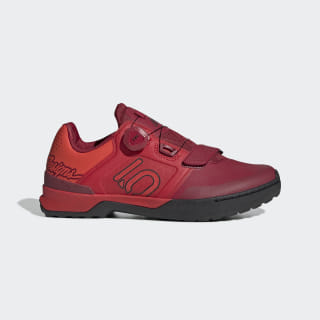 Five Ten Kestrel Pro Boa TLD Mountain Bike Shoes Strong Red / Core Black / Hi-Res Red EE9809