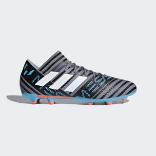 Scarpe da calcio Nemeziz Messi 17.3 Firm Ground Grey/Ftwr White/Core Black CP9037