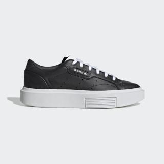 adidas Sleek Super Shoes Core Black / Core Black / Cloud White EE4519