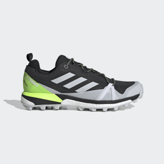 Sapatos TERREX Skychaser LT GTX Core Black / Dash Grey / Signal Green EF4599