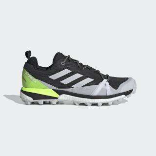 Terrex Skychaser LT GTX Shoes Core Black / Dash Grey / Signal Green EF4599