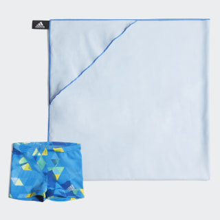 Boxer da nuoto Blue / Glow Blue EH6288