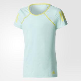 Camiseta Club ENERGY AQUA F17/BRIGHT YELLOW BQ0129