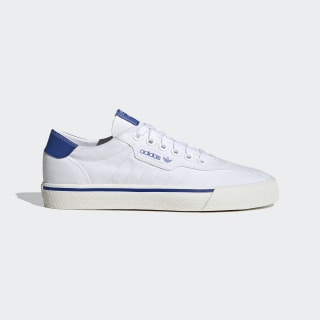 Sapatos Love Set Super Cloud White / Cloud White / Team Royal Blue EF5653