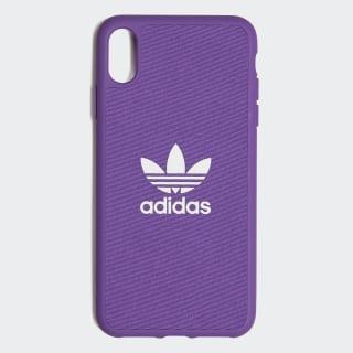 Funda iPhone Moulded 6,5 pulgadas Active Purple / White CL4897