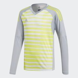 Adipro Goalkeeper Jersey Light Grey / Grey / Semi Solar Yellow CF6174