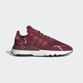 Chaussure Nite Jogger Collegiate Burgundy / Collegiate Burgundy / Cloud White EE5870