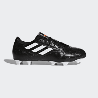 Conquisto II Firm Ground Cleats Core Black / Cloud White / Solar Red BB5828