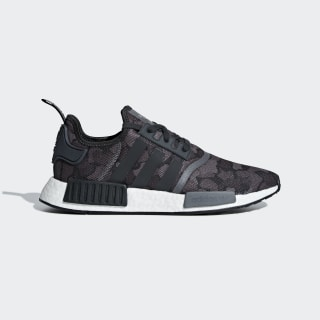 Tenis NMD_R1 CORE BLACK/GREY FOUR F17/GREY FIVE D96616
