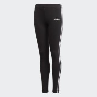 Calça Legging Essentials 3-Stripes black/white DV0367
