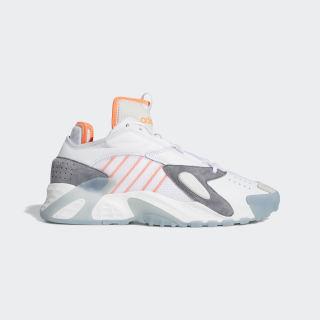 Streetball Shoes Cloud White / Ash Grey / Solar Orange FV4530