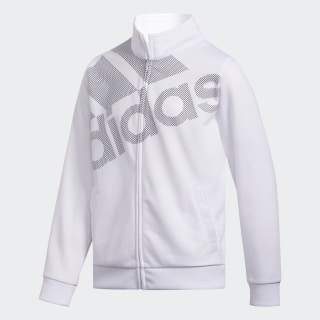 LOGO TRICOT JKT White CL1087