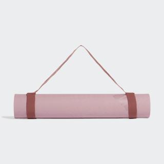 Коврик для йоги blush mauve-smc / clay red-smc DZ6812