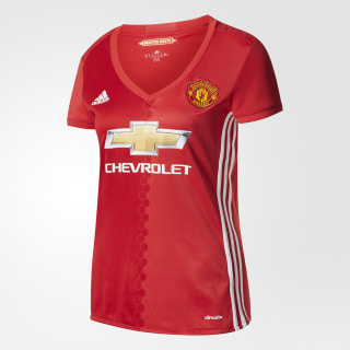 MUFC H JSY W Real Red / Power Red / White AI6709