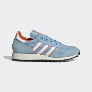 Silverbirch SPZL Shoes Clear Blue / Cloud White / Orange BD7921