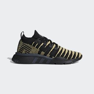 Dragonball Z EQT Support Mid ADV Primeknit Shoes Core Black / Core Black / Gold Met. DB2933