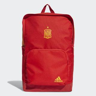 Mochila Espanha 2018 RED/POWER RED/BOLD GOLD CF4965
