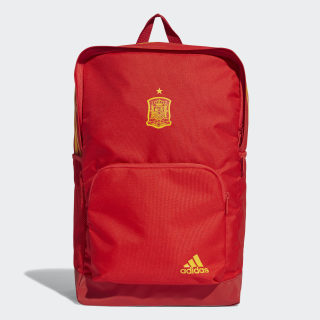 Mochila Spain 2018 RED/POWER RED/BOLD GOLD CF4965