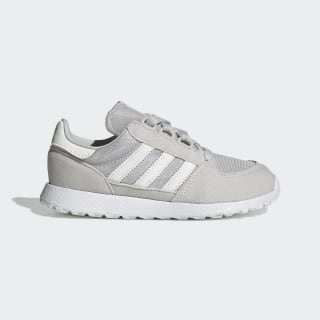 Obuv Forest Grove Grey One / Cloud White / Core Black EE6575