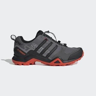 Terrex Swift R2 GTX Shoes Grey Five / Core Black / Active Orange G28410