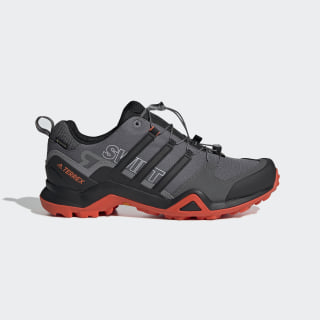 Zapatilla adidas TERREX Swift R2 GTX Grey Five / Core Black / Active Orange G28410