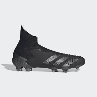 Botas Futebol Predator Mutator 20+ – Piso firme Core Black / Core Black / Solid Grey EF1563