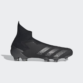 Predator Mutator 20+ Firm Ground Voetbalschoenen Core Black / Core Black / Solid Grey EF1563