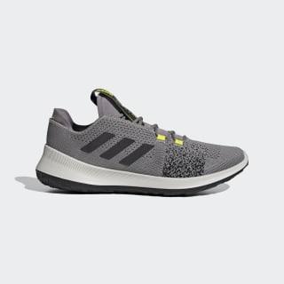 Zapatillas Sensebounce + ACE Dove Grey / Core Black / Shock Yellow EG1024