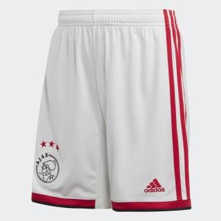Short Home Ajax Amsterdam White / Bold Red / Black EI7378
