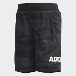 Shorts LB SHORT2 black / white DW4068