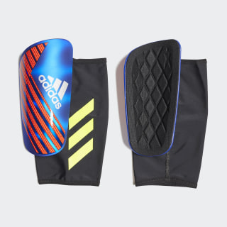 X Pro Shin Guards Bold Blue / Active Red / Silver Metallic DN8625