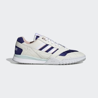 A.R. Trainer Shoes Off White / Cloud White / Real Purple EF1628
