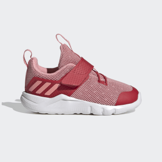 Chaussure RapidaFlex Glory Red / Glory Pink / Cloud White EF9723