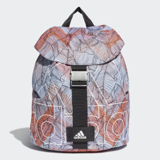 Flap Backpack Sky Tint / Glory Pink / Black / White FN0898