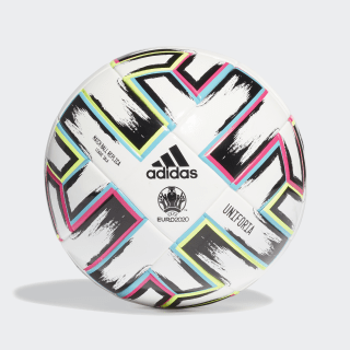 Balón Sala Uniforia League White / Black / Signal Green / Bright Cyan FH7352