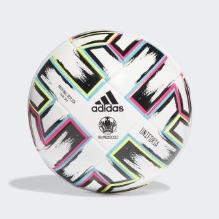 Uniforia League Sala Ball White / Black / Signal Green / Bright Cyan FH7352
