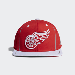 Red Wings Flat Brim Hat Multi CX2538