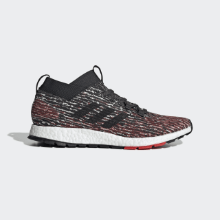 Pureboost RBL Ayakkabı Carbon / Core Black / Active Red F35781