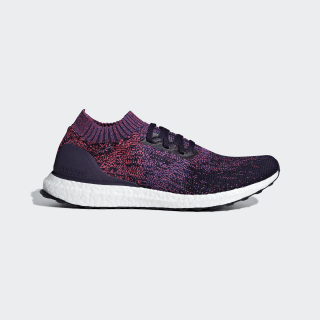 UltraBOOST Uncaged Schuh Legend Purple / Active Blue / Shock Red D97404