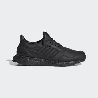 Ultraboost Leather Shoes Core Black / Core Black / Core Black EF0901