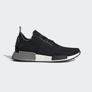 NMD_R1 Primeknit Shoes Core Black / Core Black / Grey Three EE5075