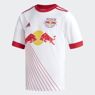 Red Bulls Home Jersey White / Bold Red AY6070