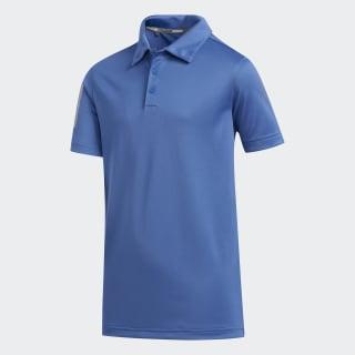 3-Stripes Polo Shirt Trace Royal FP9361