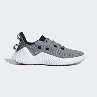 Alphabounce Trainer Grey / Core Black / Cloud White BB6949