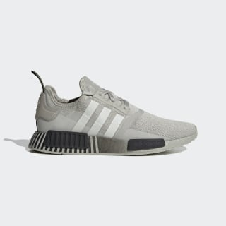 NMD_R1 Shoes Metal Grey / Orbit Grey / Yellow FV3651