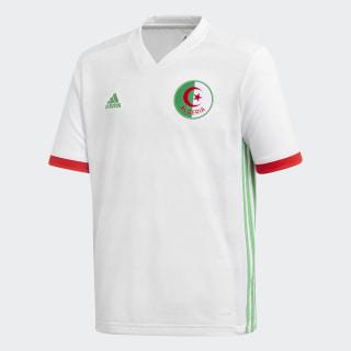 Algeria Home Jersey White/Semi Flash Lime/Red BQ4516