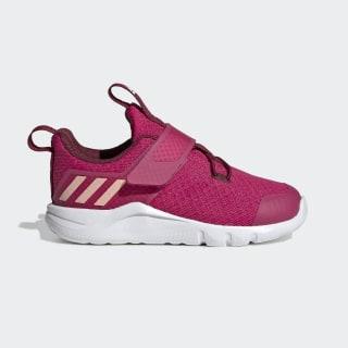 Zapatillas RapidaFlex El I real magenta/glow pink/collegiate burgundy G27112