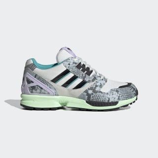 Chaussure ZX 8000 Running White / Core Black / Hi-Res Aqua FW2152